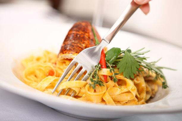 意大利面手虾