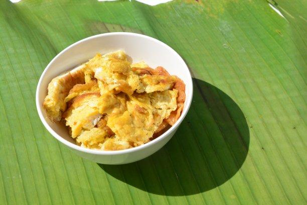 泰国食品蛋卷传统