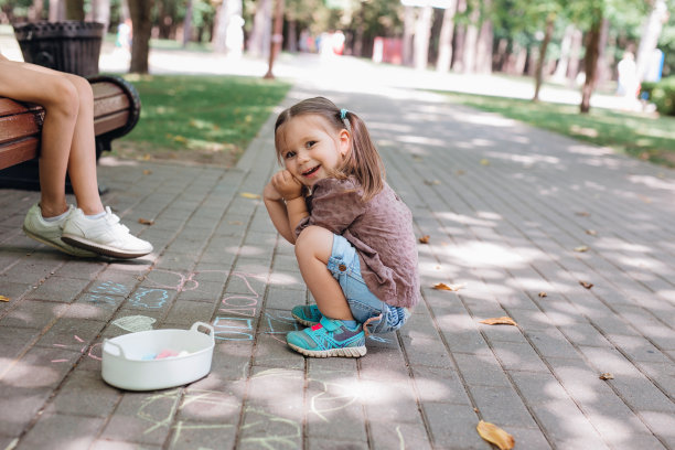 沥青女孩公园