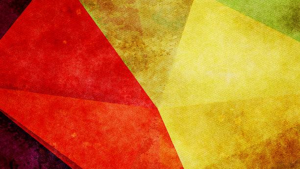 几何形状背景图片