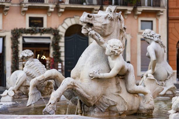 芬塔那国际著名景点罗马