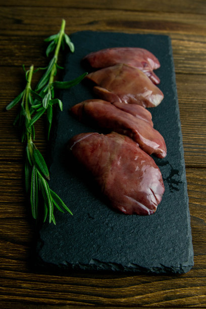 生食肝脏木制
