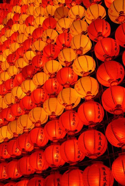 元宵节居住区亚洲