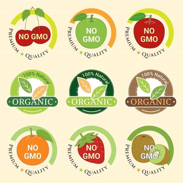 转基因标签有机食品
