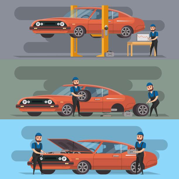 汽车,轮胎,制服
