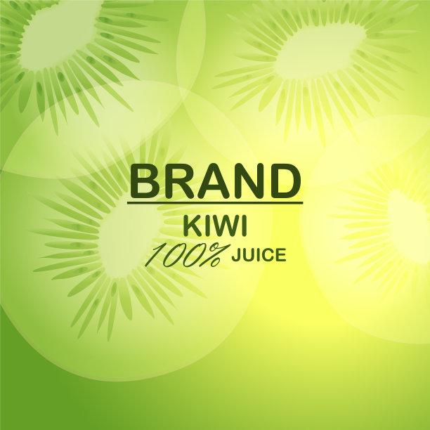 猕猴桃果汁自然