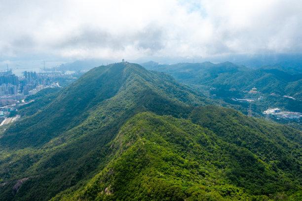 狮子岩悬崖山