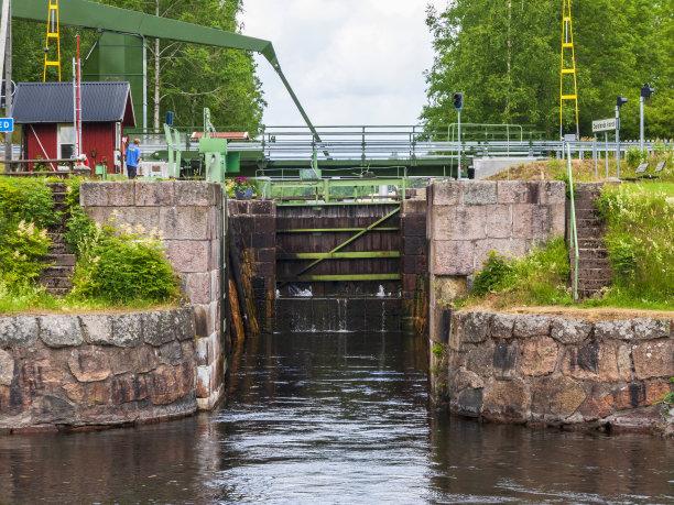 运河路图片