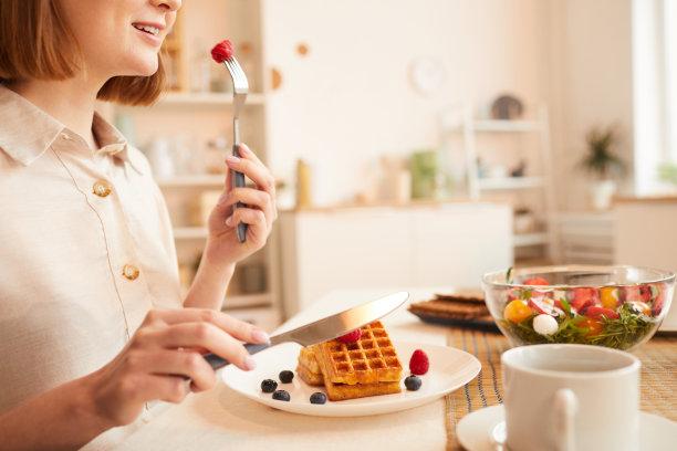 甜点心厨房图片