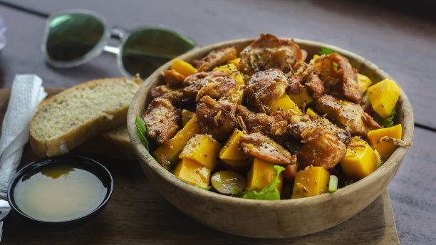 沙拉蔬菜图片