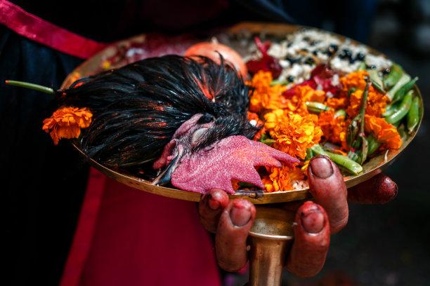 传统尼泊尔图片
