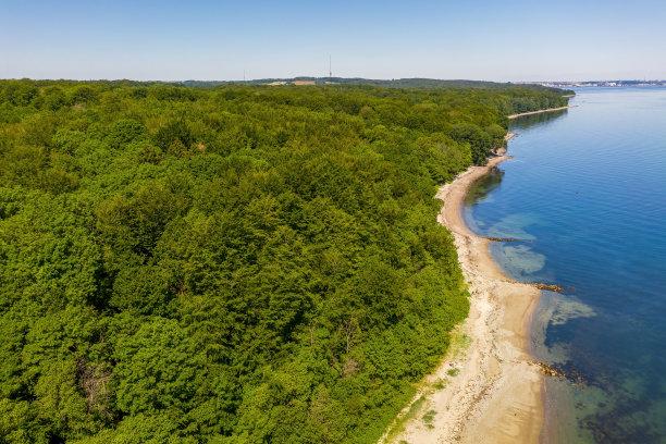 森林海滩奥胡斯