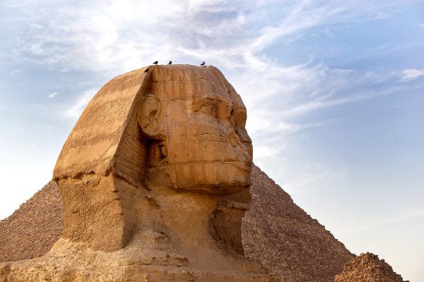 狮身人面像埃及秘密