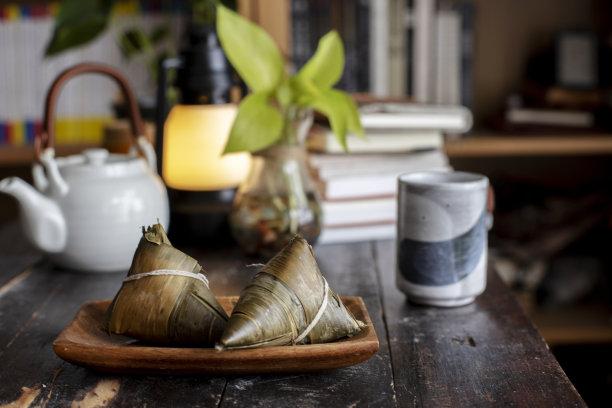 传统粽子茶