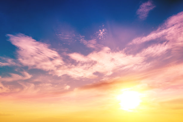 天空,抽象,背景