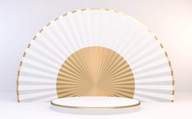 黄金,商品,极简构图