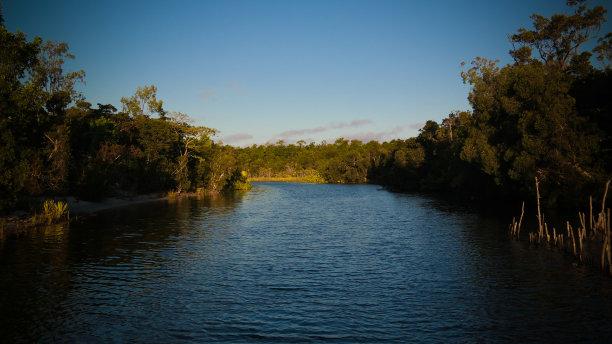 湖,马达加斯加,地形