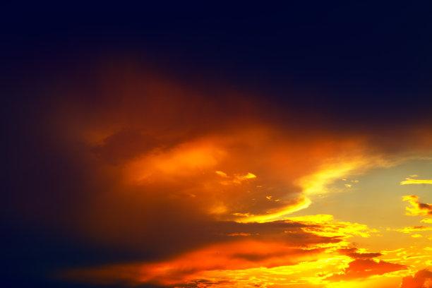 天空,图像